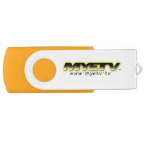 MYETV USB key (customizable) Flash Drive