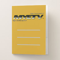 Pocket Folder of MYETV