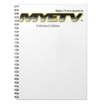 Spiral Notebook of MYETV